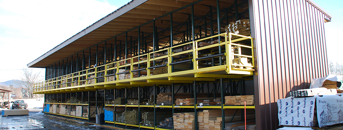 Krauter, since 1964 providing custom storage and material handling solutions...